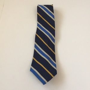 BROOKS BROTHERS mens striped tie